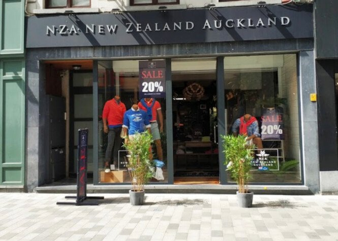 NZA Store Aalst